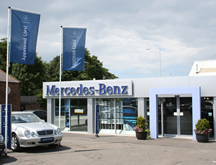 Mercedes Of West Kirby